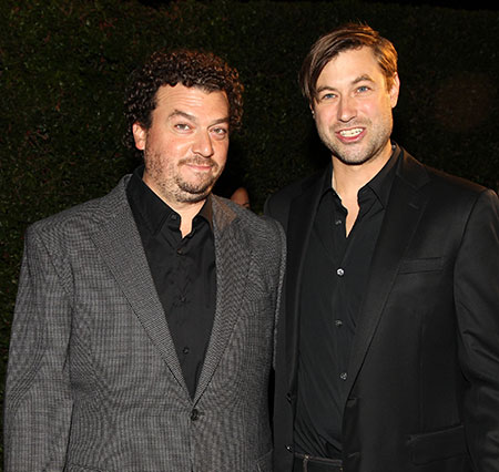 Danny McBride and executive producer Jody Hill