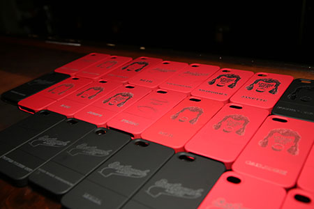 iPhone cases for guests