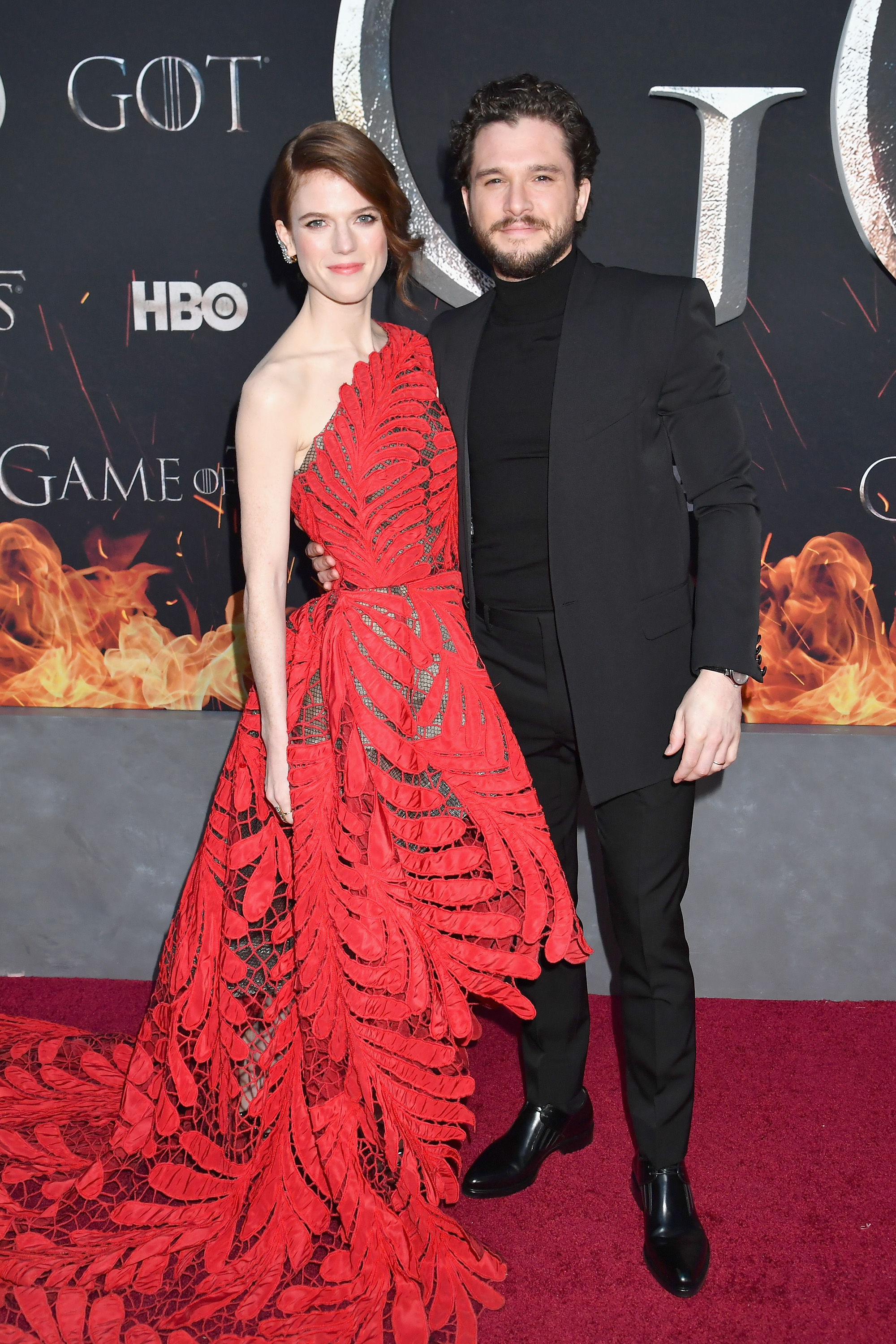 'Game of Thrones' red carpet premiere