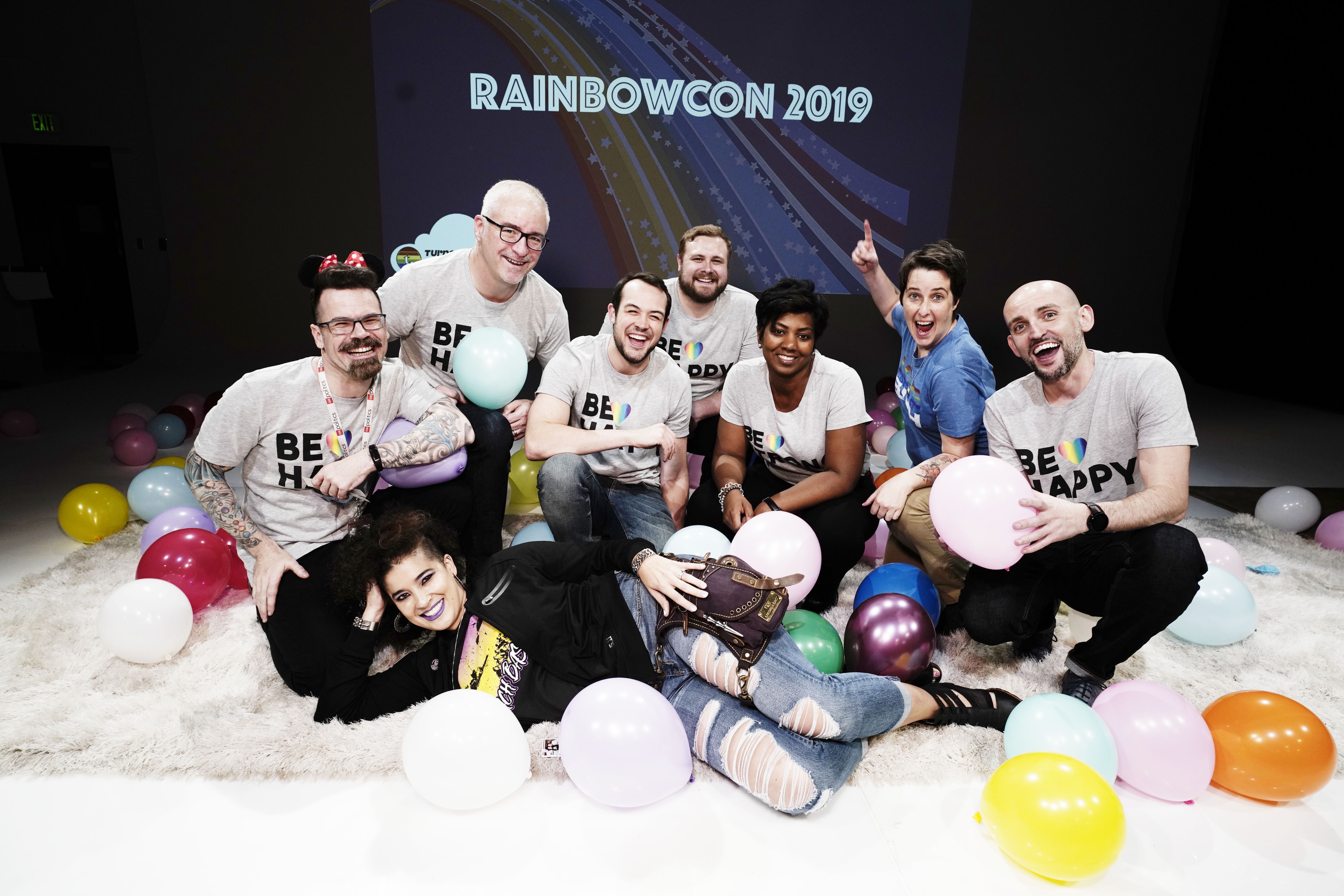 RainbowCon presented by TurnOut in Atlanta