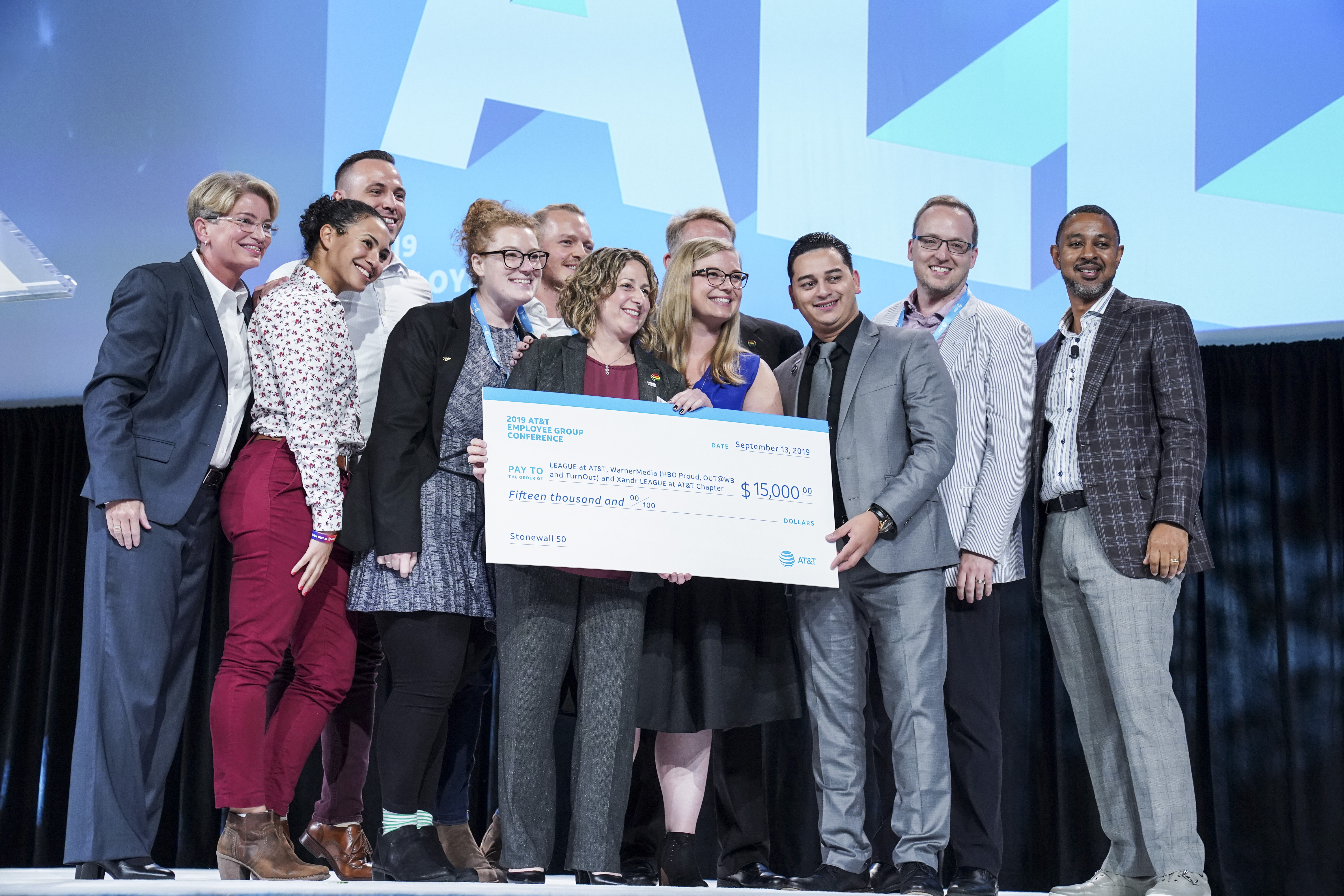 WarnerMedia 2019 AT&T Employee Group Conference