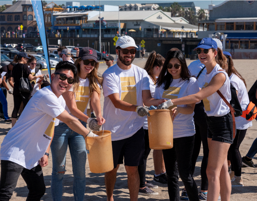WarnerMedia Volunteer Day 2019