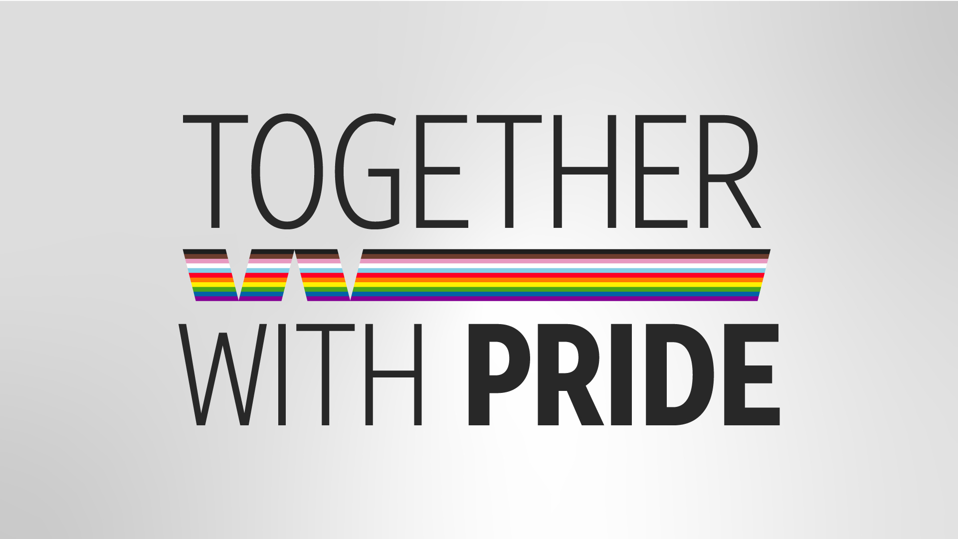 Together with pride