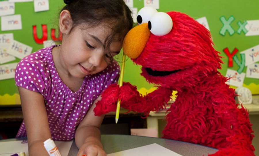 Sesame Street Caring Initiative