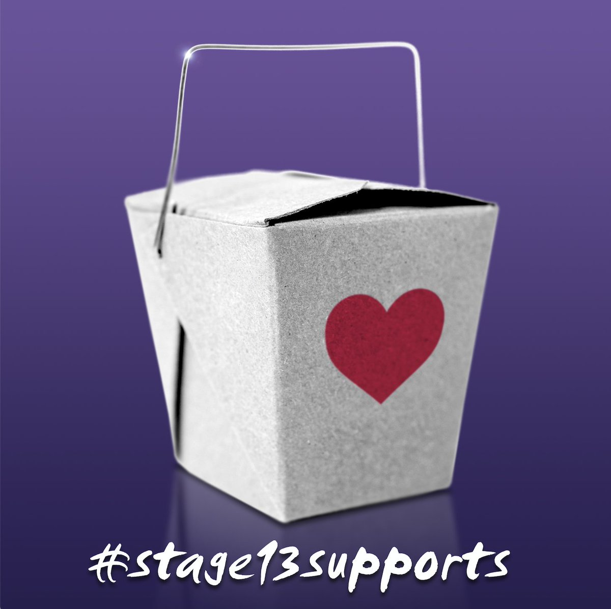 #Stage13Supports