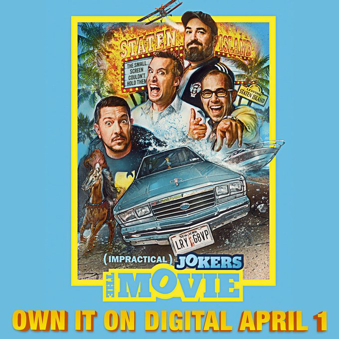 Impractical Jokers Movie
