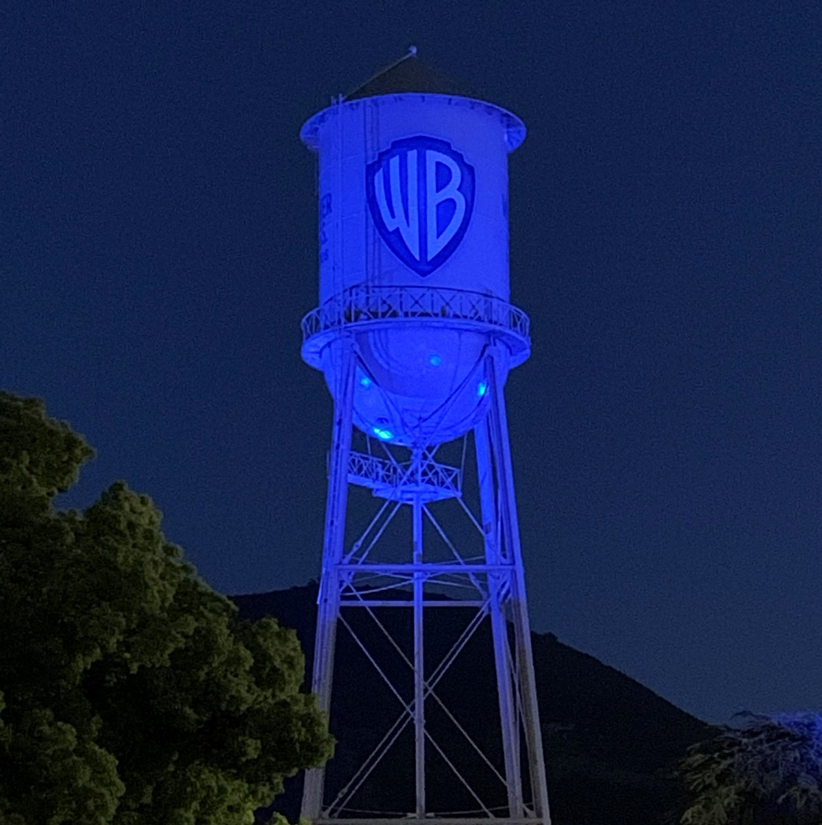 #LightItBlue WB