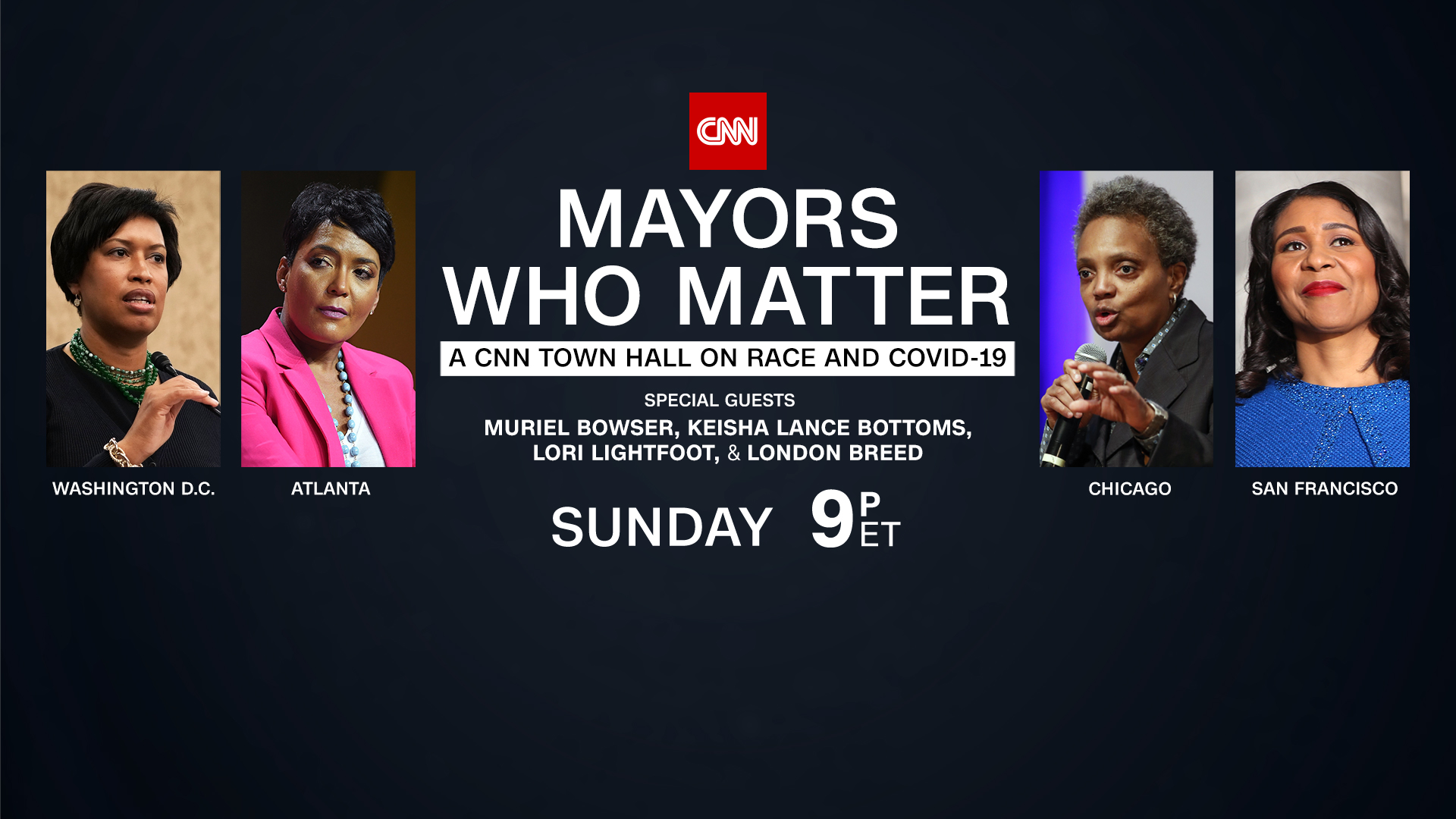 Mayors Who Matter CNN
