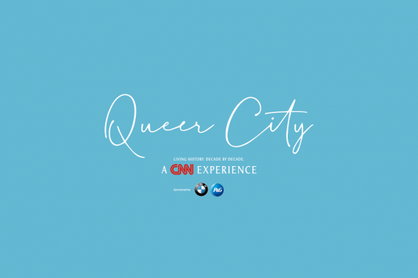 WarnerMedia teams up with BMW, P&G for 'QUEER CITY: A CNN Experience'