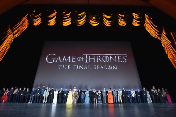 Westeros in NYC: 'Game of Thrones' red carpet premiere
