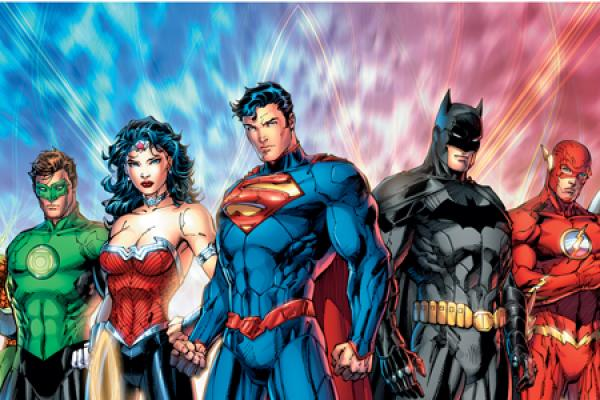 "DC Comics Introduces Second Wave of ""The New 52"""