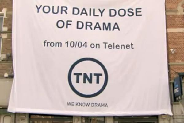 TNT Roars at Cannes Lions 2012