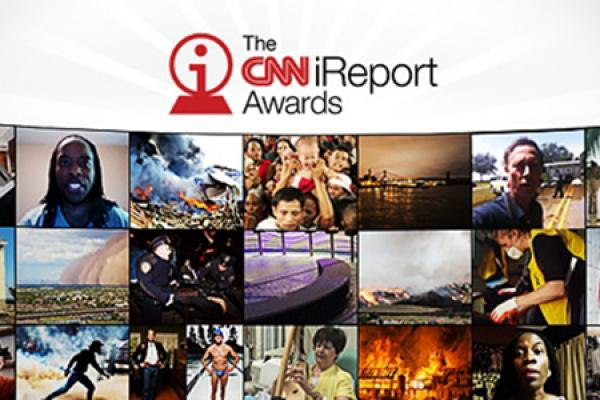 Get Your Votes in for CNN's #iReportAwards