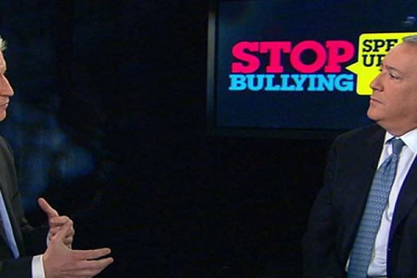 "Cartoon Network and CNN ""Speak Up"" About Bullying"