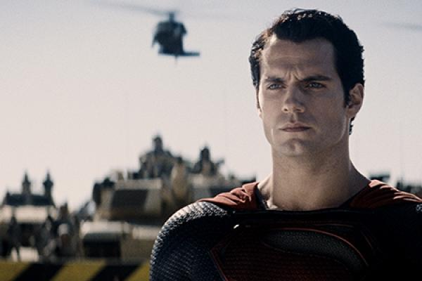 New Man of Steel Trailer. Wow.