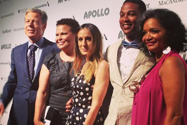 It's Showtime at the Apollo with Time Warner