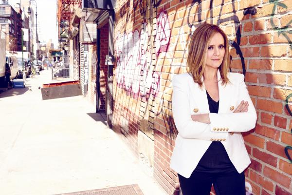 Three Cheers for Samantha Bee