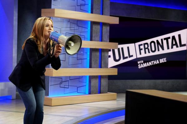 Samantha Bee, World Leader