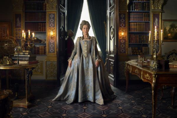 All hail the queen! Helen Mirren is back as 'Catherine the Great'