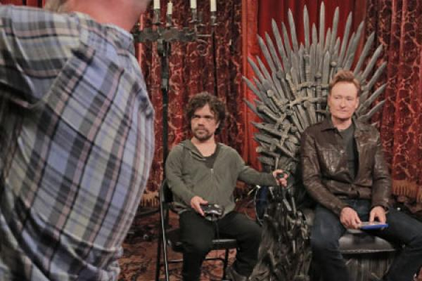 Conan Joins Lannister Family Fray