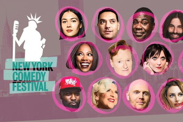 TBS and truTV invade The New York Comedy Festival