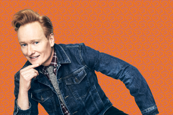 Celebrate 25 years of CONAN with 25 things you may not know