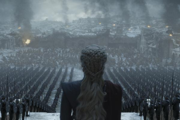Our watch has ended: 'Game of Thrones' series finale slays HBO viewership record