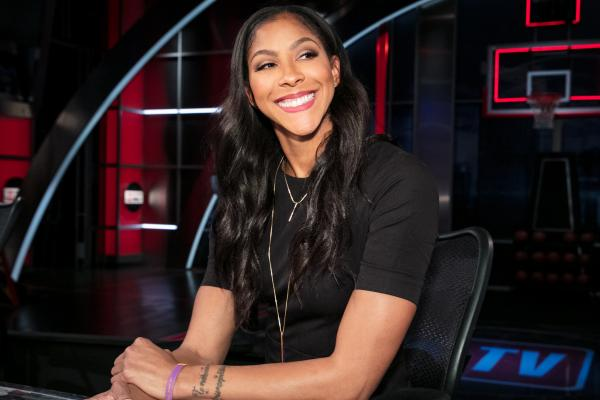 Turner Sports' Candace Parker: Not just a player only