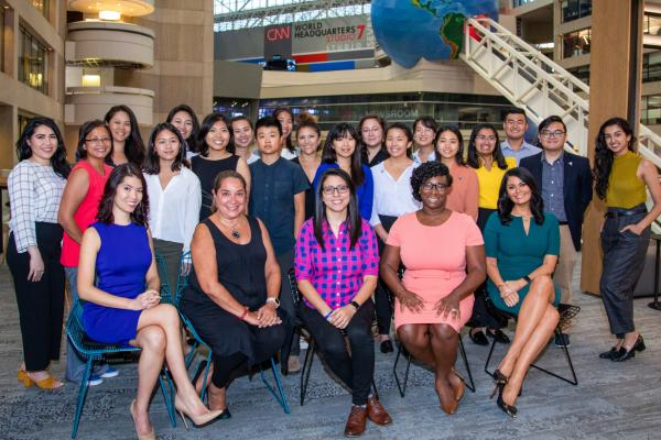 CNN hosts Asian American journalists in Atlanta for the AAJA convention