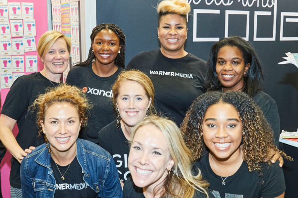WarnerMedia takes Orlando by storm at GHC19