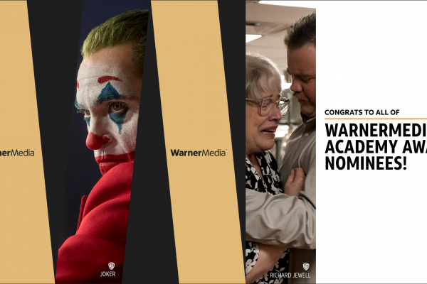 Warner Bros. earns 12 Oscar nominations, 'Joker' leads with 11