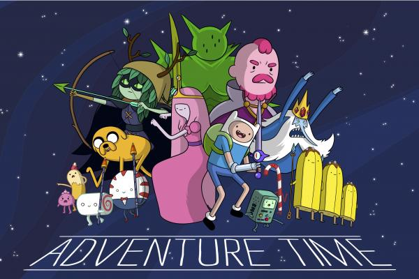 Come along on an epic adventure with 'Adventure Time: The Complete Series'