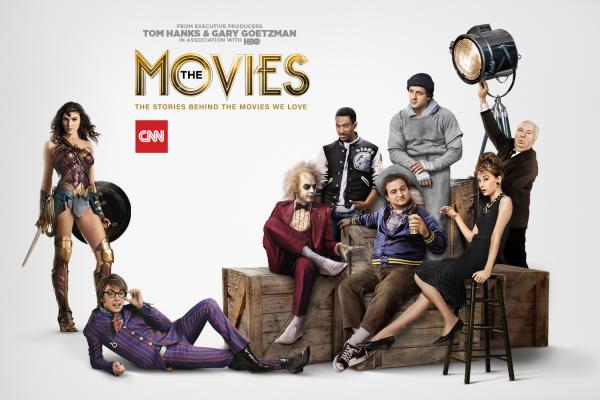 Lights, camera, action! CNN is going to 'The Movies'