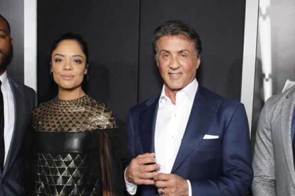 Creed Premiere Packs a Punch in L.A.