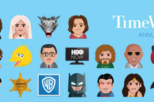 Spread the Love with Time Warner Emoji!