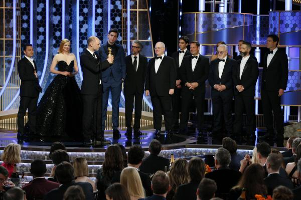 WarnerMedia takes home six Golden Globe Awards