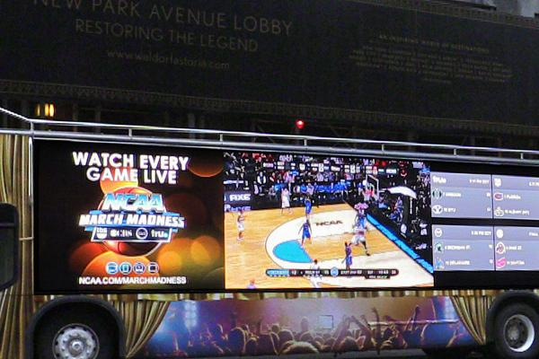 March Madness Rolls Through NYC