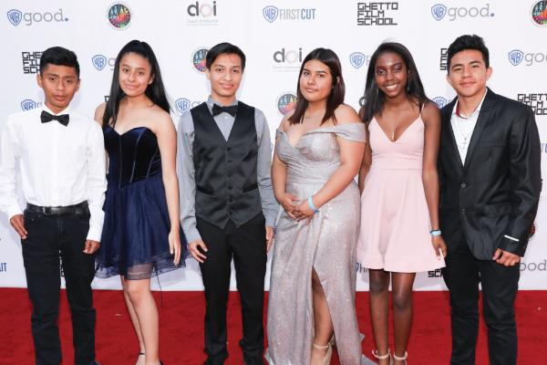 Warner Bros. empowers students through magic of storytelling, filmmaking