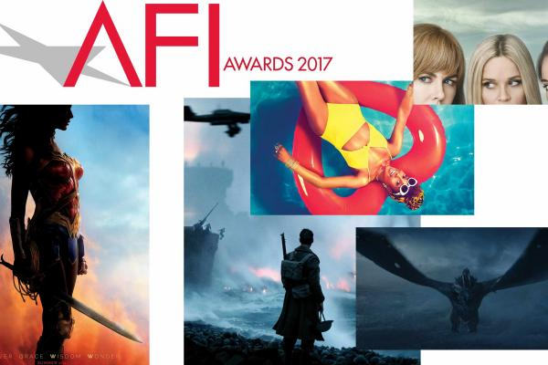 Warner Bros. & HBO Honored with AFI Awards
