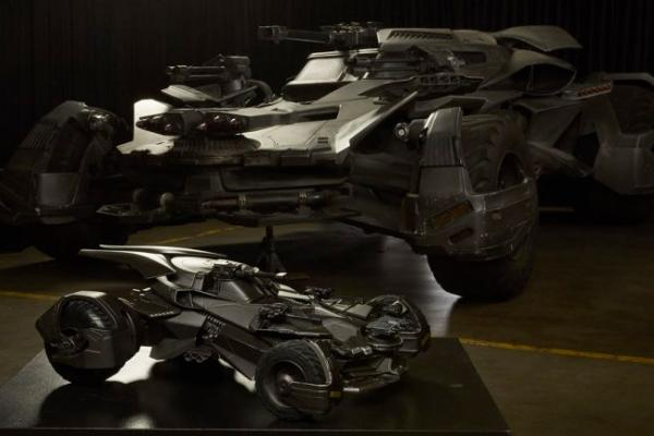 Holy Batmobile(s), Batman!