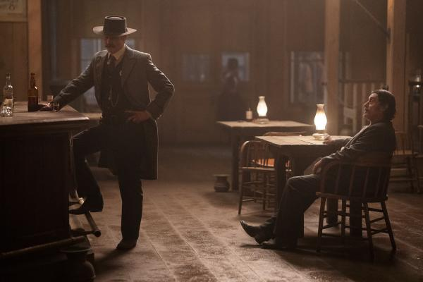 'Deadwood: The Movie' - Change ain't lookin' for friends
