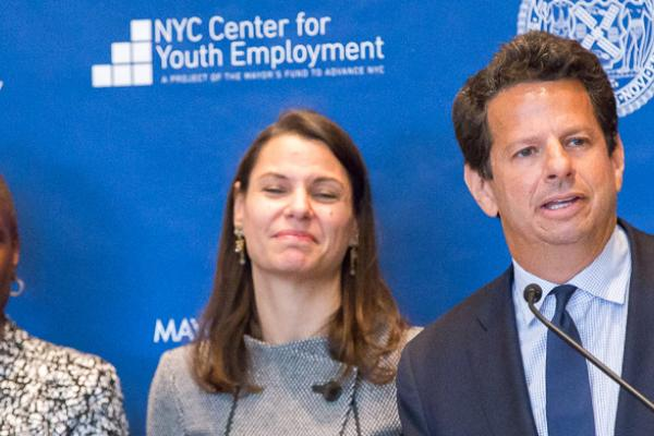New Partnership with NYC to Give Students a Leg Up