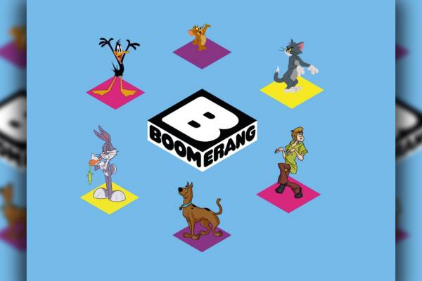 Boomerang Launches in Taiwan