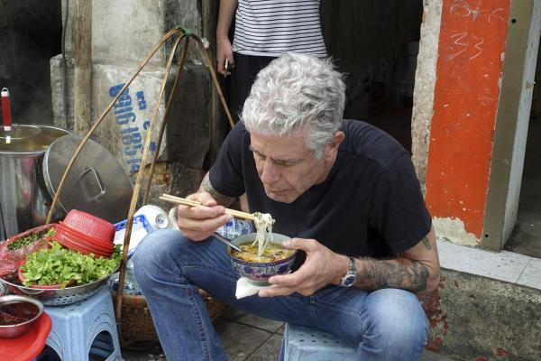 Travel With Anthony Bourdain