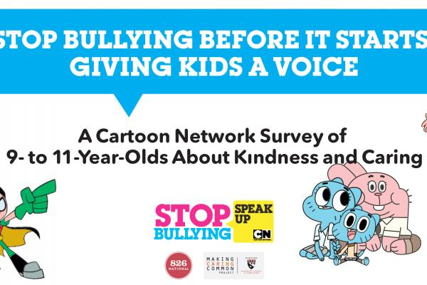 Elementary Students Weigh In on Reducing Bullying and Increasing Kindness