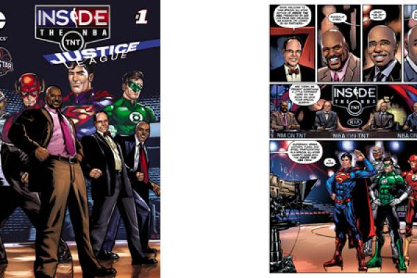 Unprecedented NBA All-Star Access (And A Comic Book Too!)