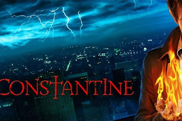 Constantine Gets a Trailer