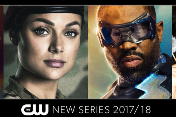 Coming Soon From The CW