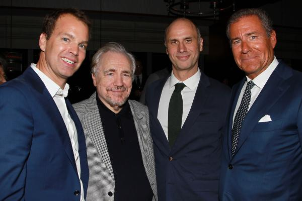 Succession Premieres in NYC