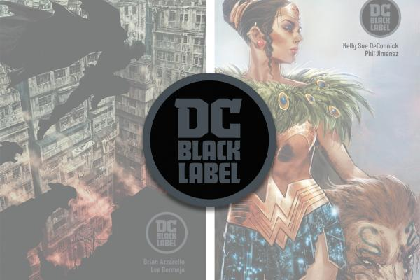 Introducing DC Black Label